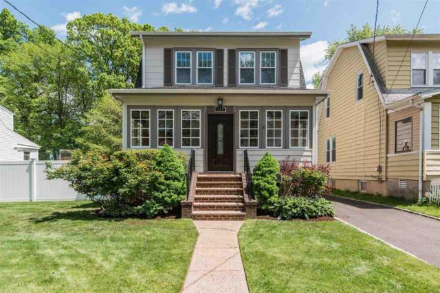 135 South Maple Ave, SPRINGFIELD, NJ 07081 (MLS #190009994) :: The Trompeter Group