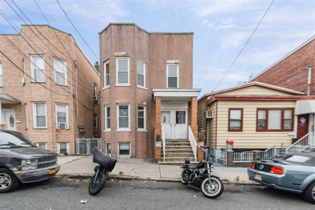 124 West 20Th St, Bayonne, NJ 07002 (MLS #190010258) :: The Dekanski Home Selling Team