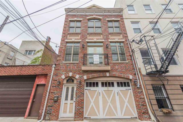 418 Court St, Hoboken, NJ 07030 (MLS #190010286) :: Team Francesco/Christie's International Real Estate