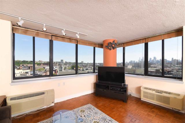551 Observer Highway 10B, Hoboken, NJ 07030 (MLS #190010326) :: Team Francesco/Christie's International Real Estate