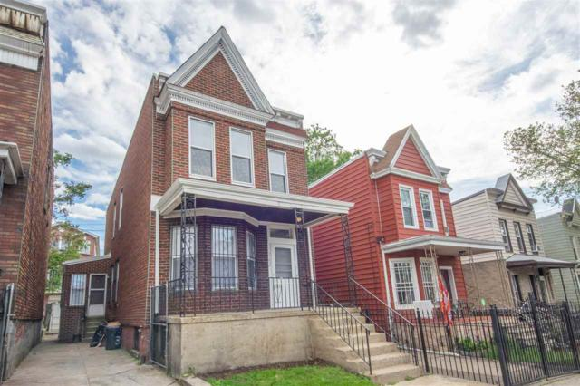 243 Clinton Ave, Jc, West Bergen, NJ 07305 (MLS #190010439) :: Team Francesco/Christie's International Real Estate
