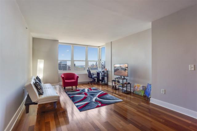 88 Morgan St #4003, Jc, Downtown, NJ 07302 (MLS #190010589) :: The Sikora Group