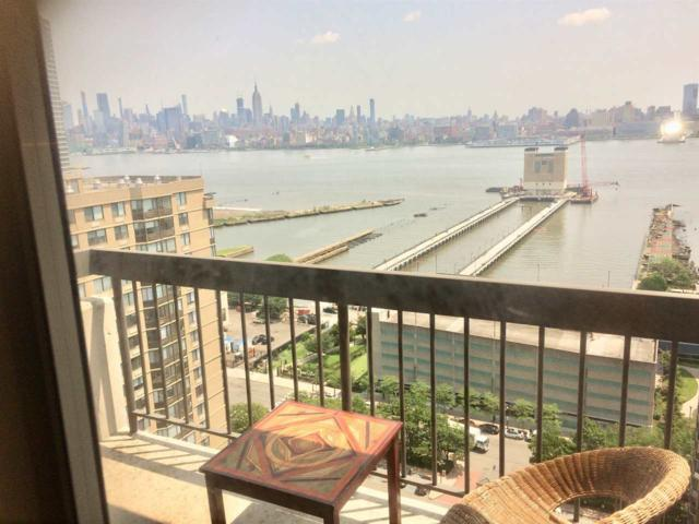 45 River Dr South #2402, Jc, Downtown, NJ 07310 (MLS #190011750) :: PRIME Real Estate Group