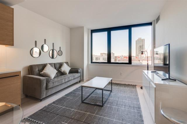 10 Provost St #1002, Jc, Downtown, NJ 07302 (MLS #190012095) :: PRIME Real Estate Group