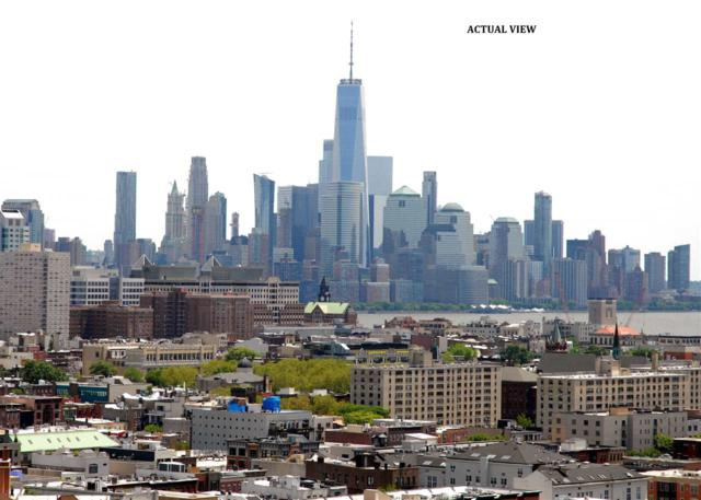 100 Manhattan Ave #914, Union City, NJ 07087 (MLS #190012108) :: The Sikora Group