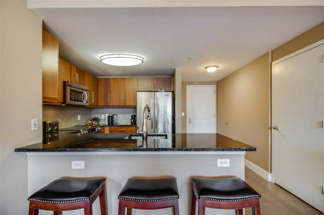 88 Morgan St #601, Jc, Downtown, NJ 07302 (MLS #190012149) :: The Sikora Group