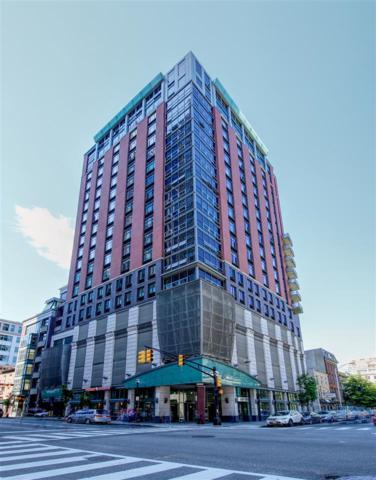 105 Greene St #701, Jc, Downtown, NJ 07302 (MLS #190012181) :: The Sikora Group