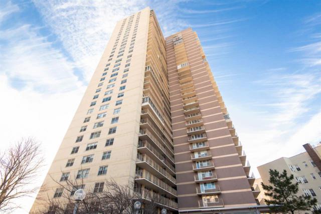 6040 Blvd East 21C, West New York, NJ 07093 (MLS #190012184) :: The Sikora Group