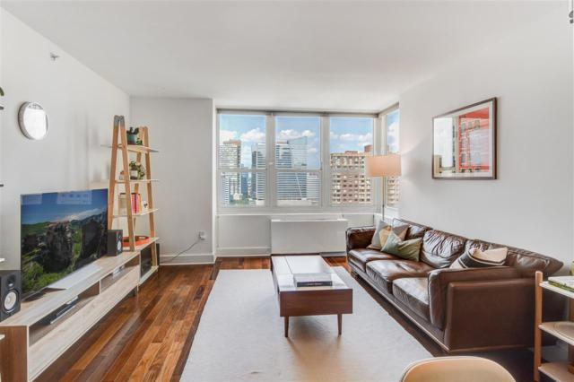 88 Morgan St #2203, Jc, Downtown, NJ 07302 (MLS #190012583) :: PRIME Real Estate Group