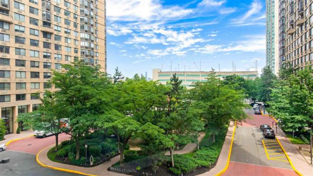 45 River Dr South #401, Jc, Downtown, NJ 07310 (MLS #190013312) :: The Trompeter Group