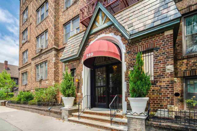 340 Fairmount Ave #108, Jc, Journal Square, NJ 07306 (MLS #190013616) :: The Trompeter Group