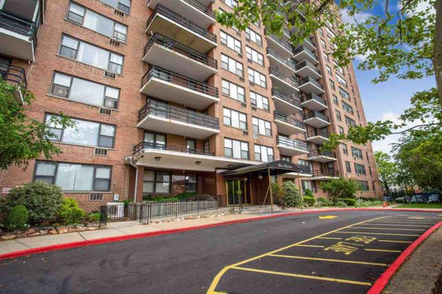 10 Huron Ave 1E, Jc, Journal Square, NJ 07306 (MLS #190013892) :: The Trompeter Group