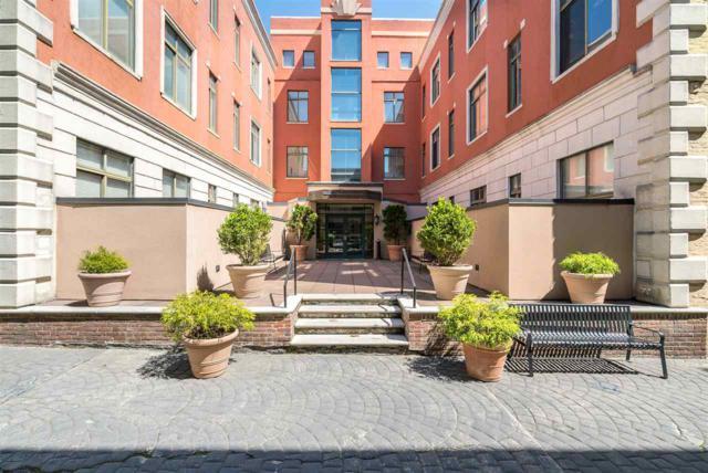 518-530 Gregory Ave C413, Weehawken, NJ 07086 (MLS #190013985) :: Team Francesco/Christie's International Real Estate