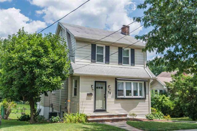 78 Tooker Ave, SPRINGFIELD, NJ 07081 (MLS #190014003) :: The Sikora Group