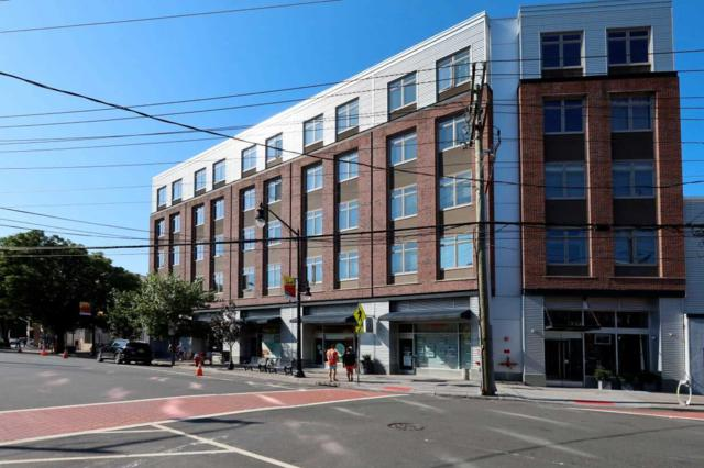 217 Newark Ave #501, Jc, Downtown, NJ 07302 (MLS #190014007) :: The Trompeter Group