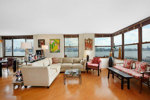 2 Constitution Ct #804, Hoboken, NJ 07030 (MLS #190014036) :: Team Francesco/Christie's International Real Estate