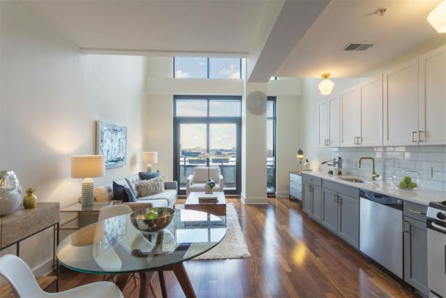 159 2ND ST #1205, Jc, Downtown, NJ 07302 (MLS #190014182) :: Team Francesco/Christie's International Real Estate