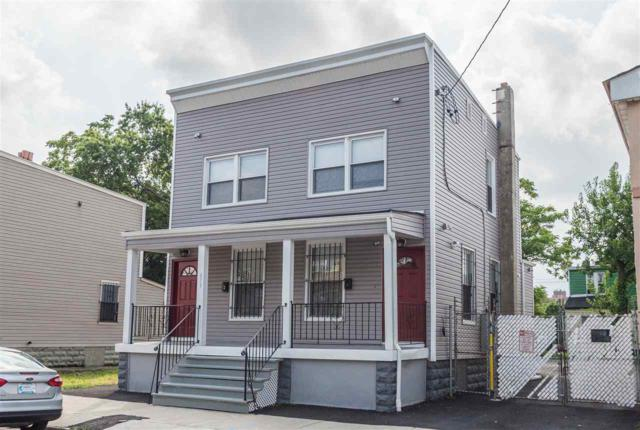471-473 South 17Th St, Newark, NJ 07103 (MLS #190015779) :: The Trompeter Group