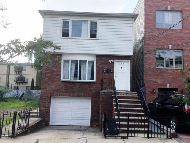303 New York Ave, Jc, Heights, NJ 07307 (MLS #190015964) :: The Sikora Group
