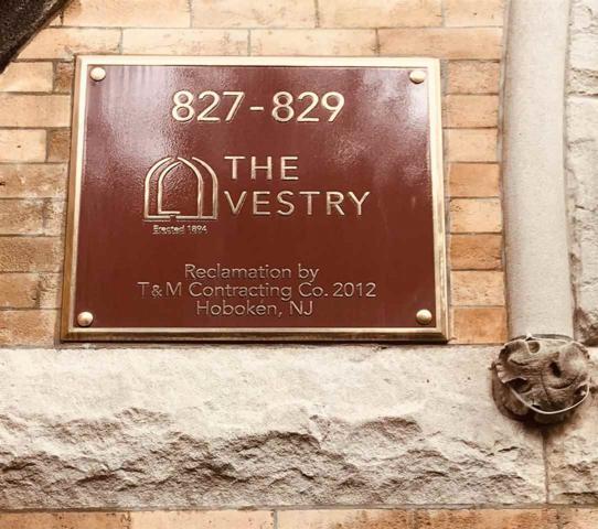 827 Bloomfield St #100, Hoboken, NJ 07030 (MLS #190016115) :: PRIME Real Estate Group