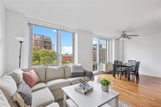 25 Hudson St #610, Jc, Downtown, NJ 07302 (MLS #190016126) :: PRIME Real Estate Group