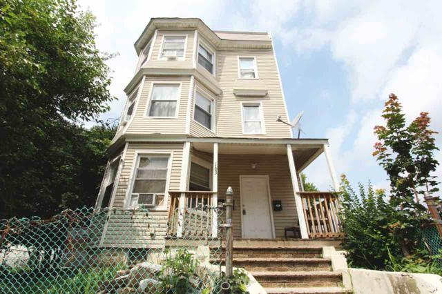 163 Ridgewood Ave, Newark, NJ 07108 (MLS #190016144) :: The Trompeter Group