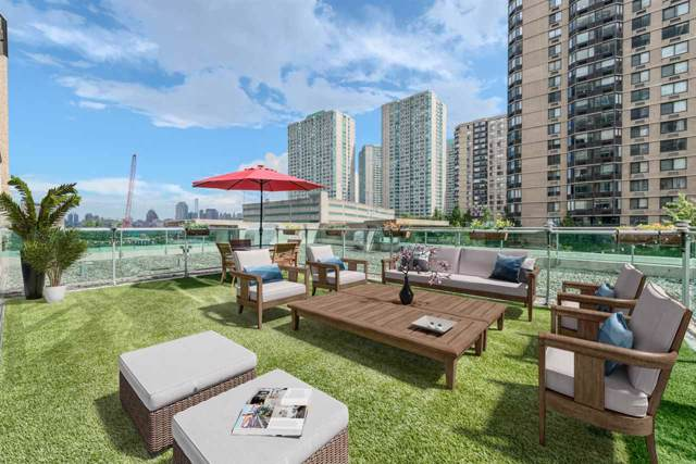 20 Newport Parkway #306, Jc, Downtown, NJ 07310 (MLS #190017981) :: The Trompeter Group