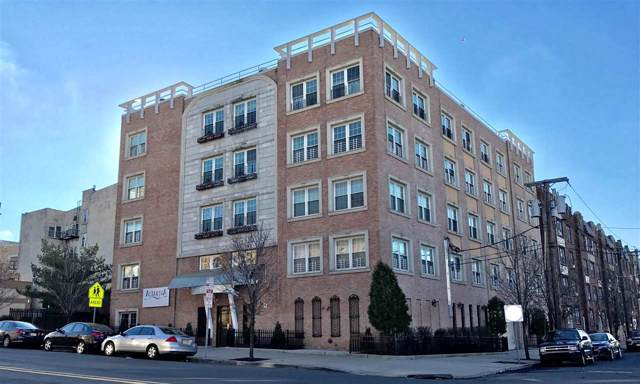 45 Broadway #202, Jc, Journal Square, NJ 07306 (MLS #190018042) :: The Trompeter Group