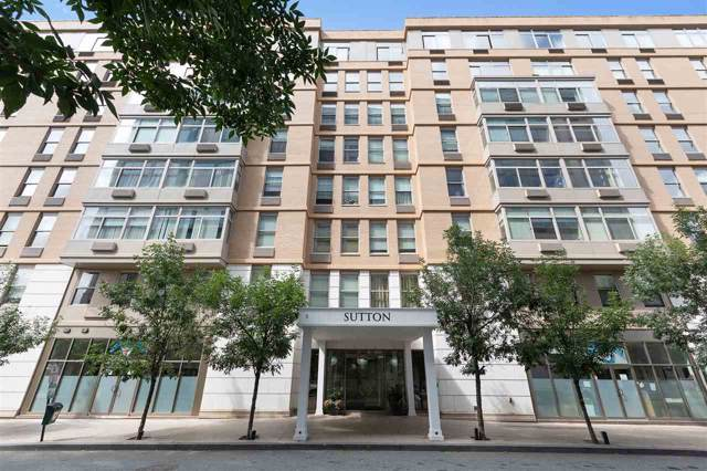 10 Regent St #602, Jc, Downtown, NJ 07302 (MLS #190018045) :: The Trompeter Group
