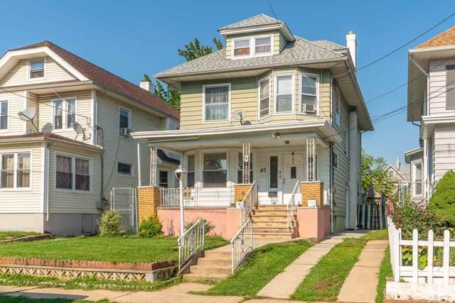 67 Grove St, Elizabeth, NJ 07202 (MLS #190018077) :: The Trompeter Group