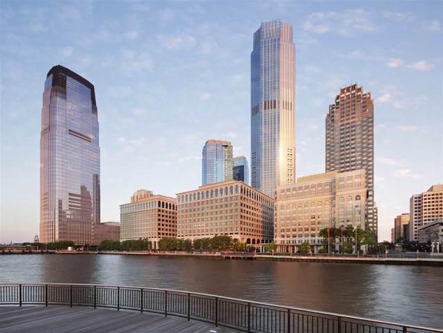 99 Hudson St #6400, Jc, Downtown, NJ 07302 (MLS #190018085) :: The Trompeter Group