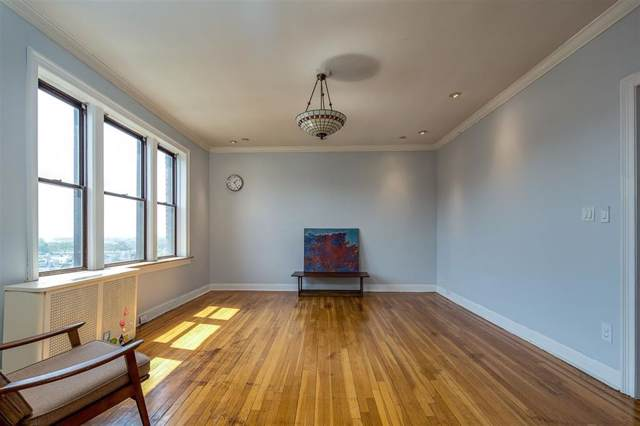 270 Harrison Ave #504, Jc, Journal Square, NJ 07304 (MLS #190018145) :: The Trompeter Group
