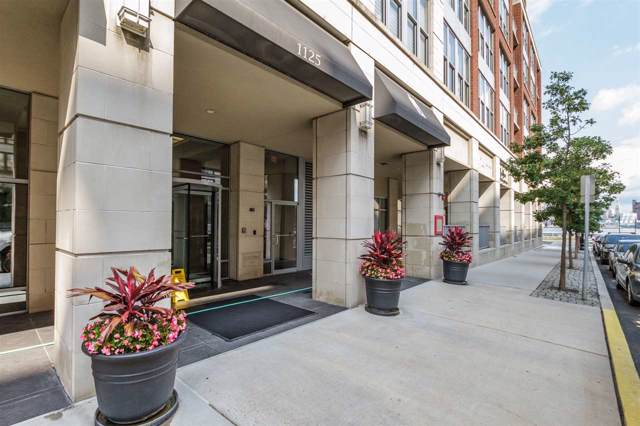 1125 Maxwell Lane #409, Hoboken, NJ 07030 (MLS #190018169) :: The Trompeter Group