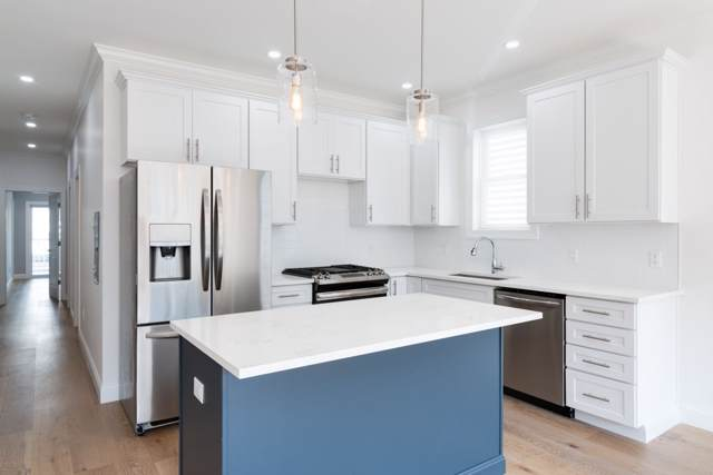 24 Thorne St #1, Jc, Heights, NJ 07307 (MLS #190018175) :: The Trompeter Group