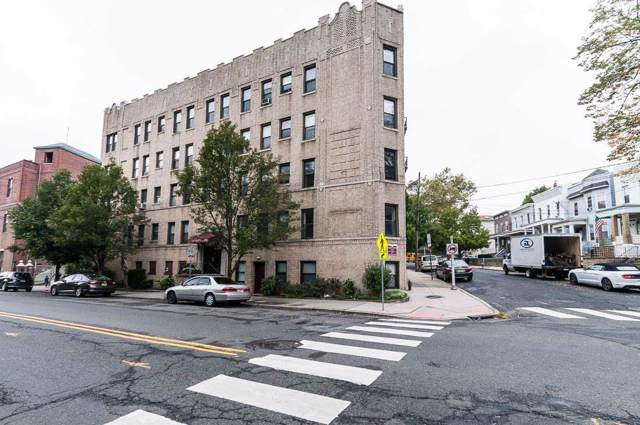 787 Summit Ave #17, Jc, Heights, NJ 07307 (MLS #190018193) :: The Trompeter Group