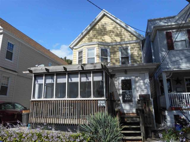 33 West 42Nd St, Bayonne, NJ 07002 (MLS #190018322) :: The Trompeter Group