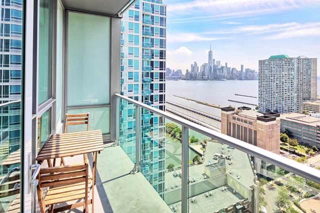 1 Shore Lane #2609, Jc, Downtown, NJ 07310 (MLS #190018341) :: PRIME Real Estate Group