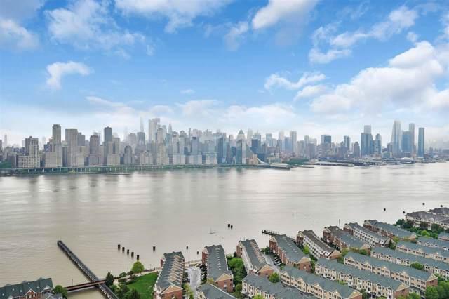 6600 Blvd East 18M, West New York, NJ 07093 (MLS #190018368) :: Team Francesco/Christie's International Real Estate
