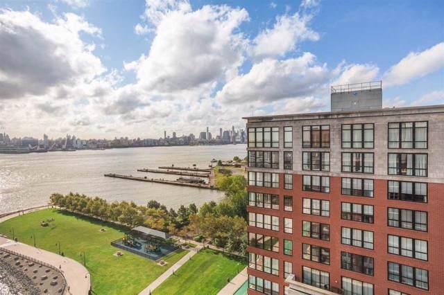 1125 Maxwell Lane #1202, Hoboken, NJ 07030 (MLS #190018398) :: The Sikora Group