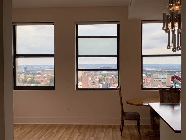 4 Beacon Way #1206, Jc, Journal Square, NJ 07304 (MLS #190018420) :: Team Francesco/Christie's International Real Estate