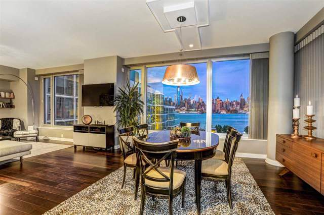1000 Avenue At Port Imperial #601, Weehawken, NJ 07086 (#190018470) :: NJJoe Group at Keller Williams Park Views Realty
