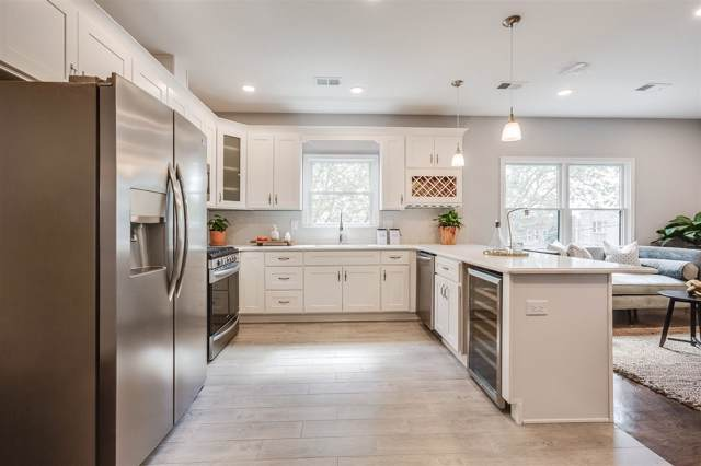 28 Giles Ave 2A, Jc, Journal Square, NJ 07306 (MLS #190018637) :: The Dekanski Home Selling Team