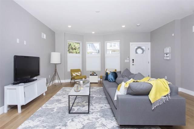 217 Jewett Ave #1, Jc, Journal Square, NJ 07304 (MLS #190018684) :: The Dekanski Home Selling Team