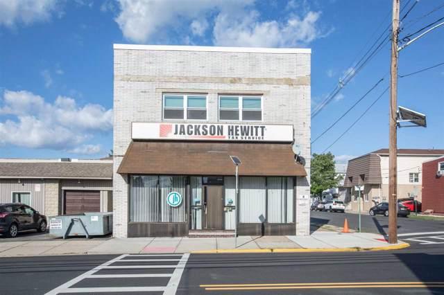 485 Valley Brook Ave, Lyndhurst, NJ 07071 (MLS #190018872) :: The Sikora Group
