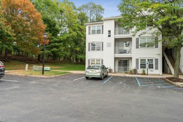 1132 Waterford Drive C1132, Edison, NJ 08817 (MLS #190020110) :: The Trompeter Group