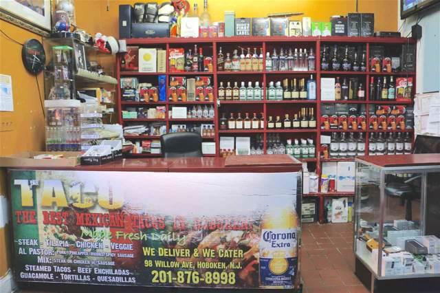 98 Willow Ave, Hoboken, NJ 07030 (MLS #190020250) :: The Dekanski Home Selling Team