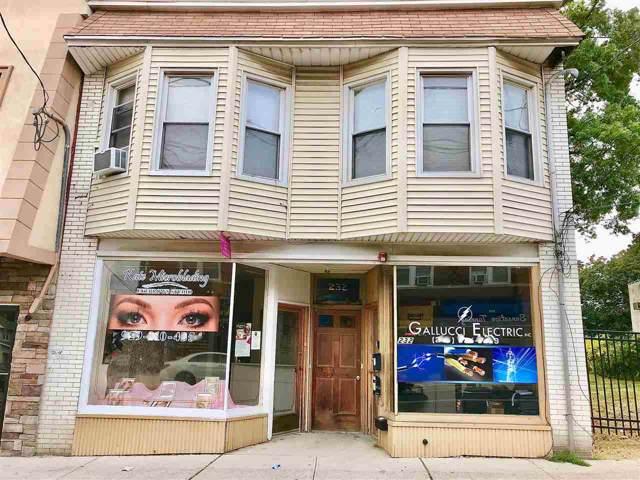 232 Stuyvesant Ave, Lyndhurst, NJ 07071 (MLS #190020303) :: The Sikora Group