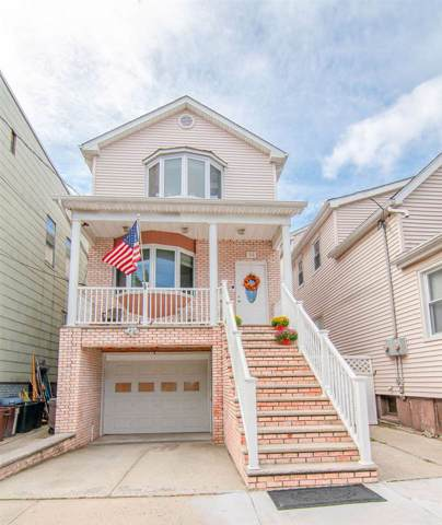 94 West 18Th St, Bayonne, NJ 07002 (MLS #190020325) :: The Dekanski Home Selling Team