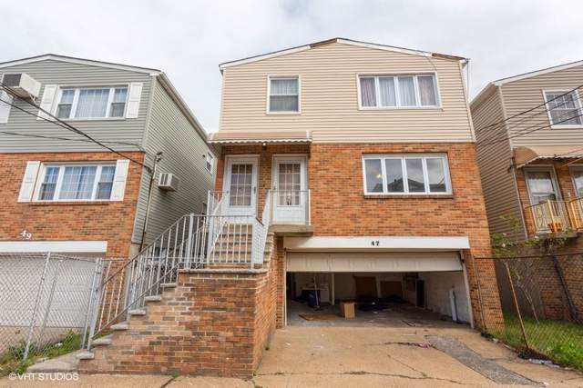 47 West 19Th St, Bayonne, NJ 07002 (MLS #190020400) :: The Dekanski Home Selling Team