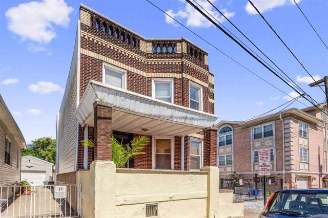 5515 Jefferson St, West New York, NJ 07093 (MLS #190020406) :: The Trompeter Group